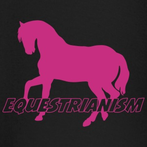 Equestrianism Long Sleeve Shirts - Baby Long Sleeve T-Shirt