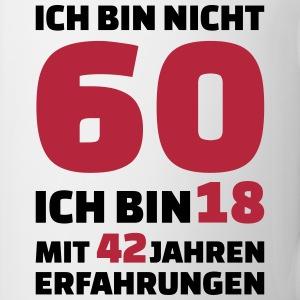 suchbegriff 39 60 geburtstag 39 tassen zubeh r online bestellen spreadshirt. Black Bedroom Furniture Sets. Home Design Ideas