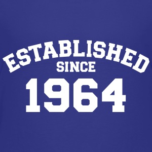 Established 1964 T-Shirts - Kinder Premium T-Shirt