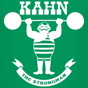 Kahn the Strongman T-Shirts - Kinder Premium T-Shirt