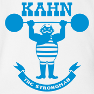 Design ~ Kahn the Strongman