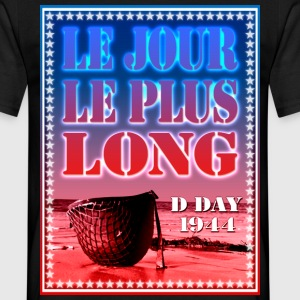 le jour le plus long d day 1944 Tee shirts - T-shirt Homme