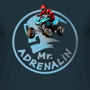 Quad Mr. Adrenalin Camisetas - Camiseta hombre