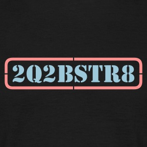 too cute to be straight (1-2c) - Männer T-Shirt