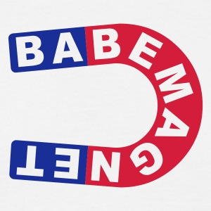 babe magnet - Men's T-Shirt