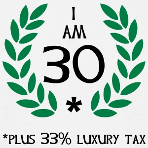 40 - 30 plus tax - Men's T-Shirt