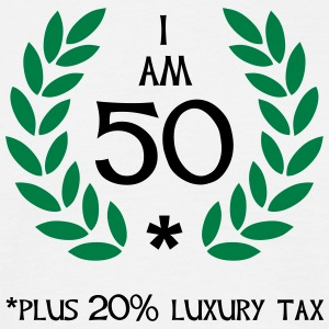 60 - 50 plus tax - Herre-T-shirt