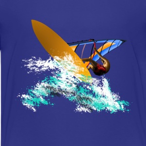 windsurfing Shirts - Teenage Premium T-Shirt