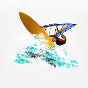 windsurfing Tops - Women's Premium Tank Top