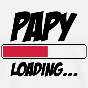 Papy Loading... Tee shirts - T-shirt Premium Homme