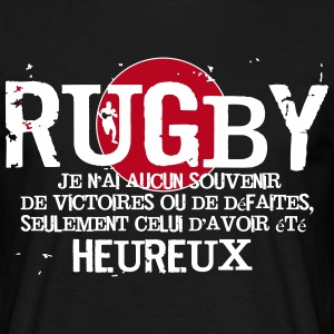 Rugby Came Tee shirts - T-shirt Homme