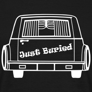 Just Buried - Männer T-Shirt