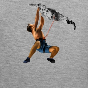 climbing Tank Tops - Men's Premium Tank Top