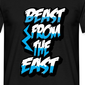 beast from the east - Männer T-Shirt