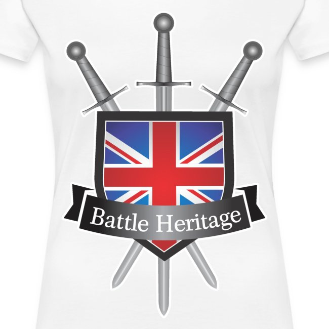 Battle Heritage Logo Women's T-Shirt
