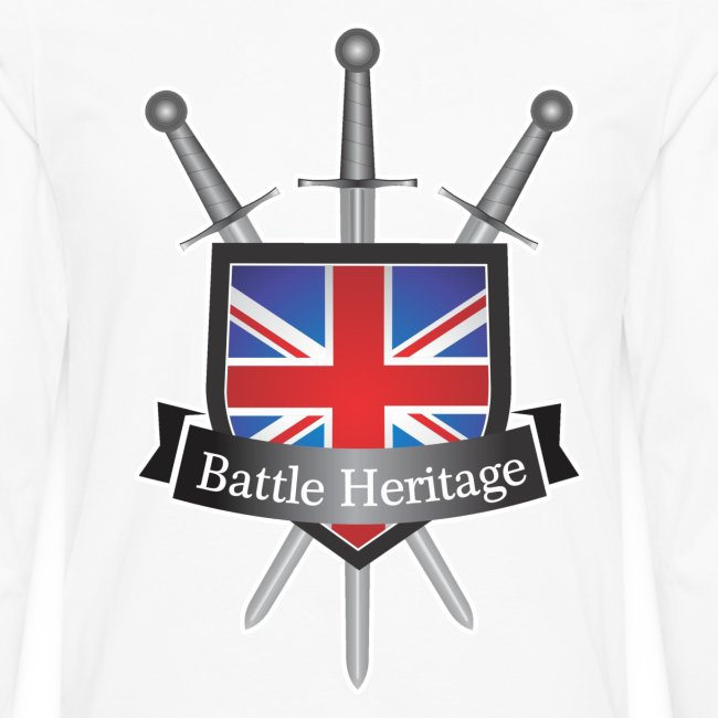 Battle Heritage Logo Men's Long Sleeved