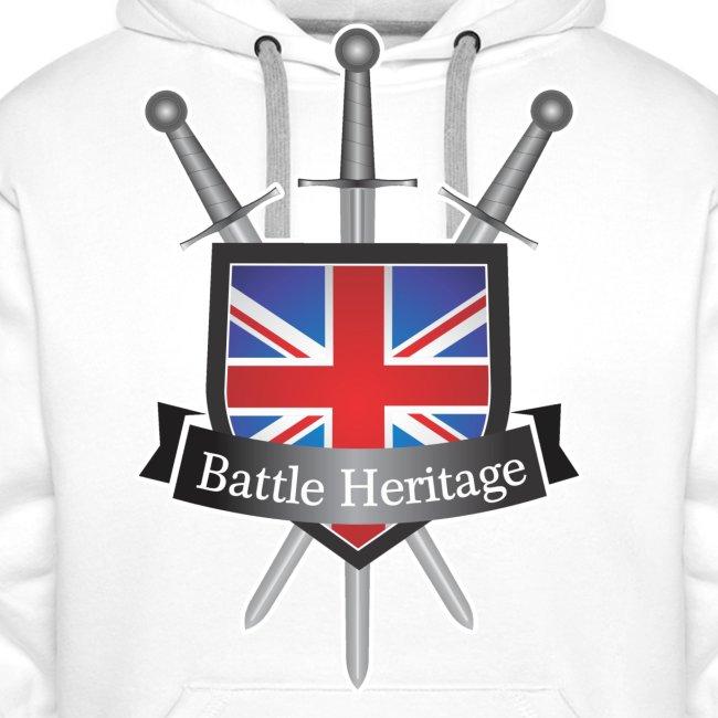 Battle Heritage Logo Men's Hoodie