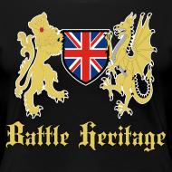 Design ~ Lion Dragon Women's T-Shirt