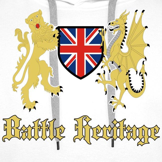 Battle Heritage Lion Dragon Hoodie