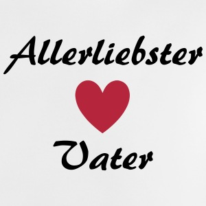 Allerliebster Vater T-Shirts - Baby T-Shirt