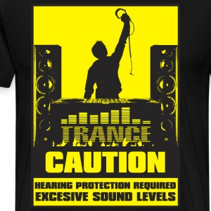 DJ Trance Make some Noise II - Men's Premium T-Shirt