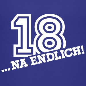18 Geburtstag T-Shirts - Teenager Premium T-Shirt