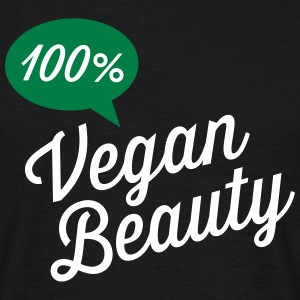 100% Vegan Beauty T-skjorter - T-skjorte for menn