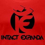 Motiv ~ Intact Expanda Tshirt - Design 2014 - Girl