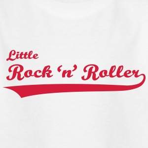Little Rock 'n' Roller T-Shirts - Teenager T-Shirt