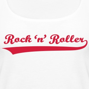 Rock 'n' Roller Tops - Frauen Premium Tank Top