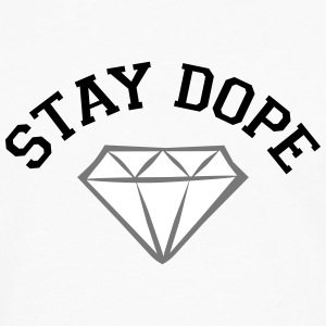 Stay D*PE (Diamond) Manga larga - Camiseta de manga larga premium hombre