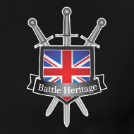 Design ~ Men's T-Shirt BH Logo Black