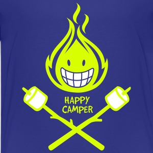 Happy Camper Shirts - Kids' Premium T-Shirt