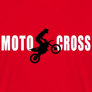 air Motocross Tee shirts - T-shirt Homme