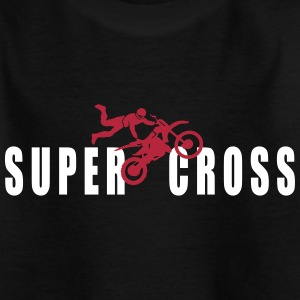 air Supercross Tee shirts - T-shirt Enfant