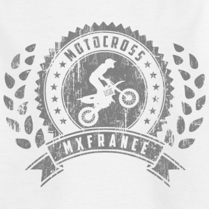 Motocross Retro Champion Tee shirts - T-shirt Enfant