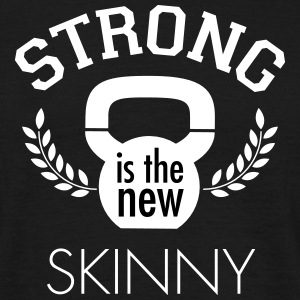Strong Is The New Skinny T-shirts - T-shirt herr