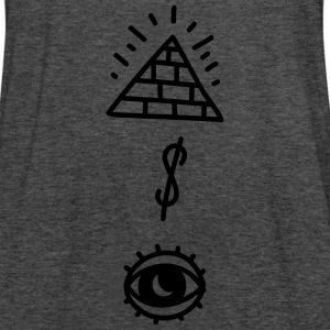 Illuminaten Cartoon Tops - Frauen Tank Top von Bella
