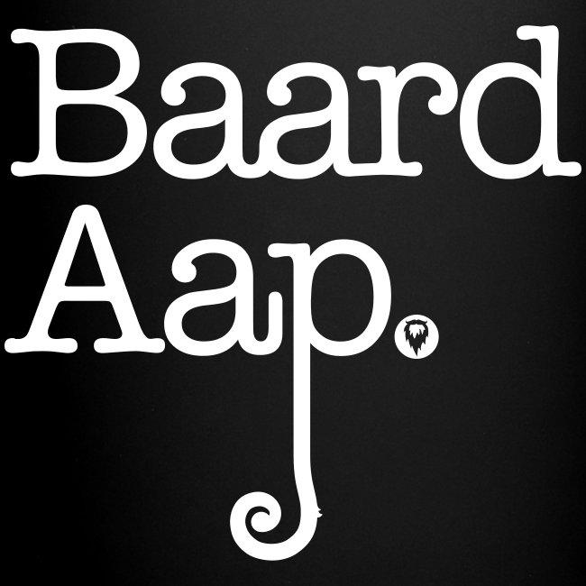 Baard Aap - All-Color Coffee Mug (white print)