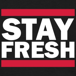 Stay Fresh (Retro) T-Shirts - Men's T-Shirt