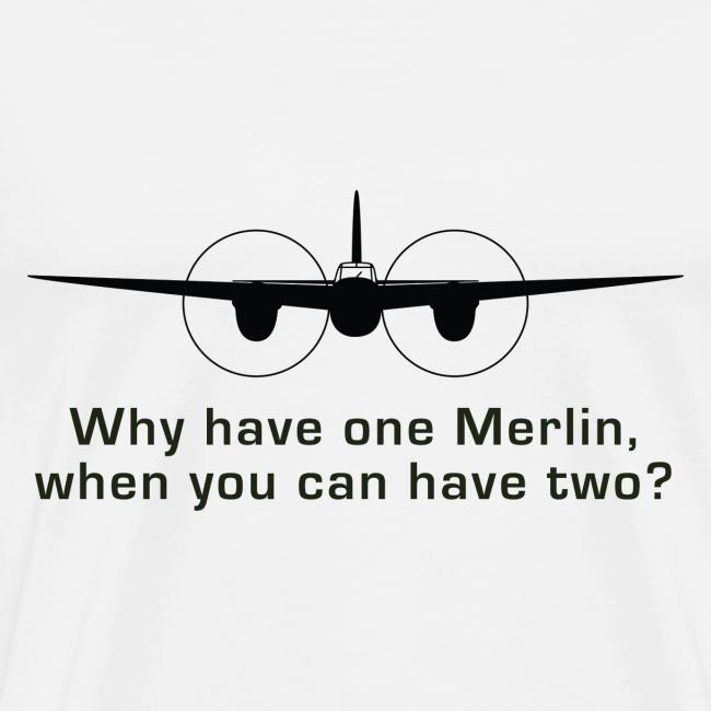 """Men's """"Merlins"""" T-Shirt - White"""