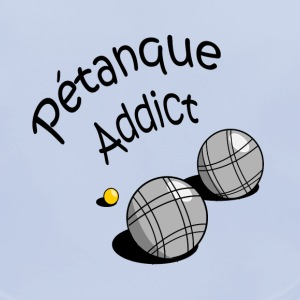 Petanque addict Accessories - Baby Organic Bib