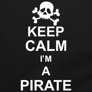 keep_calm_I'm_a_pirate_g1 Borse & zaini - Tracolla