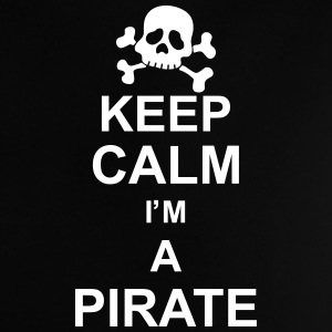 keep_calm_I'm_a_pirate_g1 Tee shirts - T-shirt Bébé