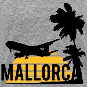 Mallorca Party Crew Tee shirts - T-shirt Premium Homme