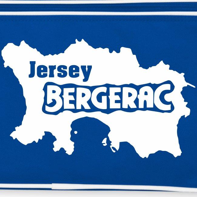 Retro-Tasche: Jersey BERGERAC