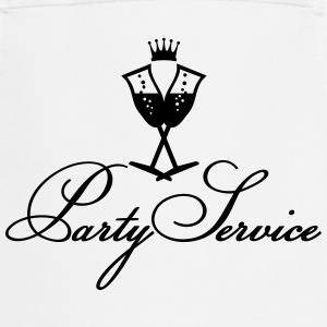 Partyservice /  Party service (1c)  Aprons - Cooking Apron