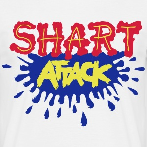 Shart Attack - Men's T-Shirt