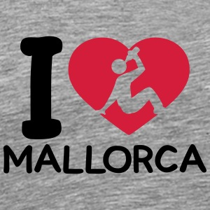 Mallorca Party Crew Team Logo T-Shirts - Men's Premium T-Shirt