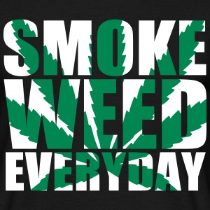 Smoke Weed Everyday ImpactShad Tee shirts - T-shirt Homme